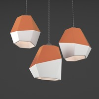 ceiling lamp light 3d max