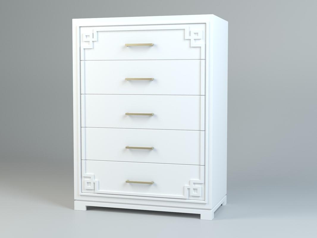 drawer york obj