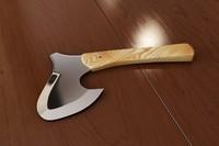 3d blade axe