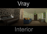 V-ray interior