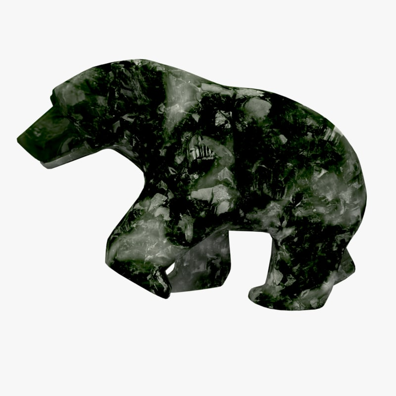 stone walking bear blend