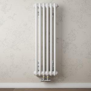 3d model radiator arbonia