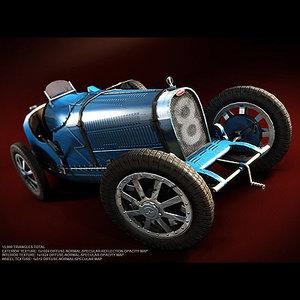 max bugatti type 35