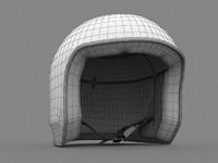 3d model helmet 13