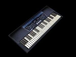 3d casio synthesizer model