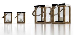 3d maritime lantern