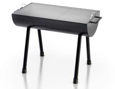 barbecue grill barrel half max