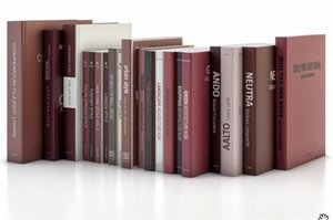 architecture design books modifiable obj