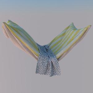 3d hammock swing