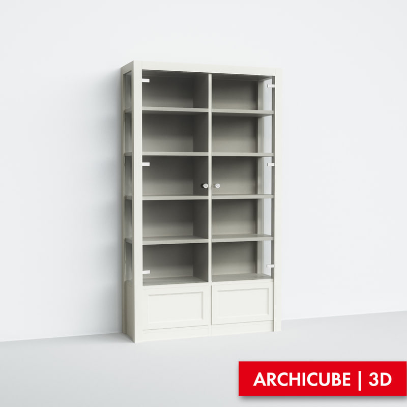 3ds max cupboard