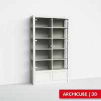 3ds max cupboard