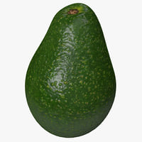 avocado 3d 3ds