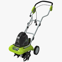 Electric Corded AC Cultivator GreenWorks