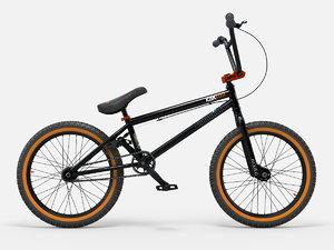 kink kicker bmx bike