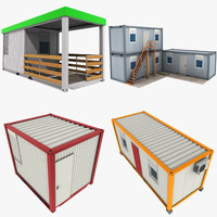 Office Containers Pack