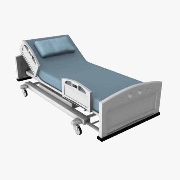 ma bed hospital hos
