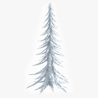 snowy pine tree snow max