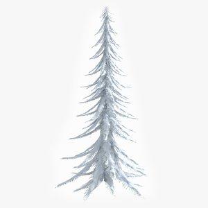 snowy pine tree snow max