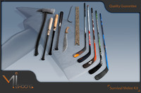 melee weapons pack 3ds