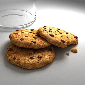 3d cookies jar model