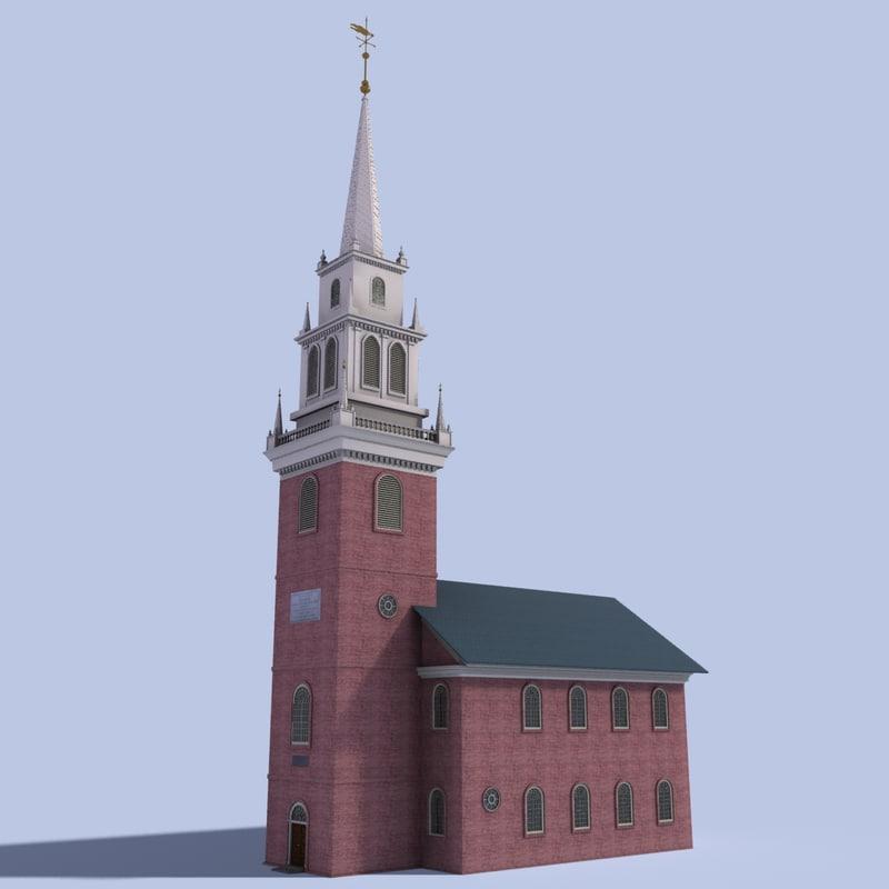 old north church boston max