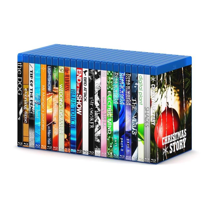 3ds max blu-ray cases