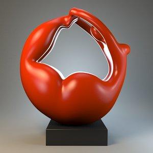 max sculpture gutaperchivaya