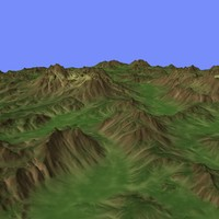 max heightmap