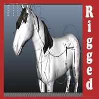 ma horse rig