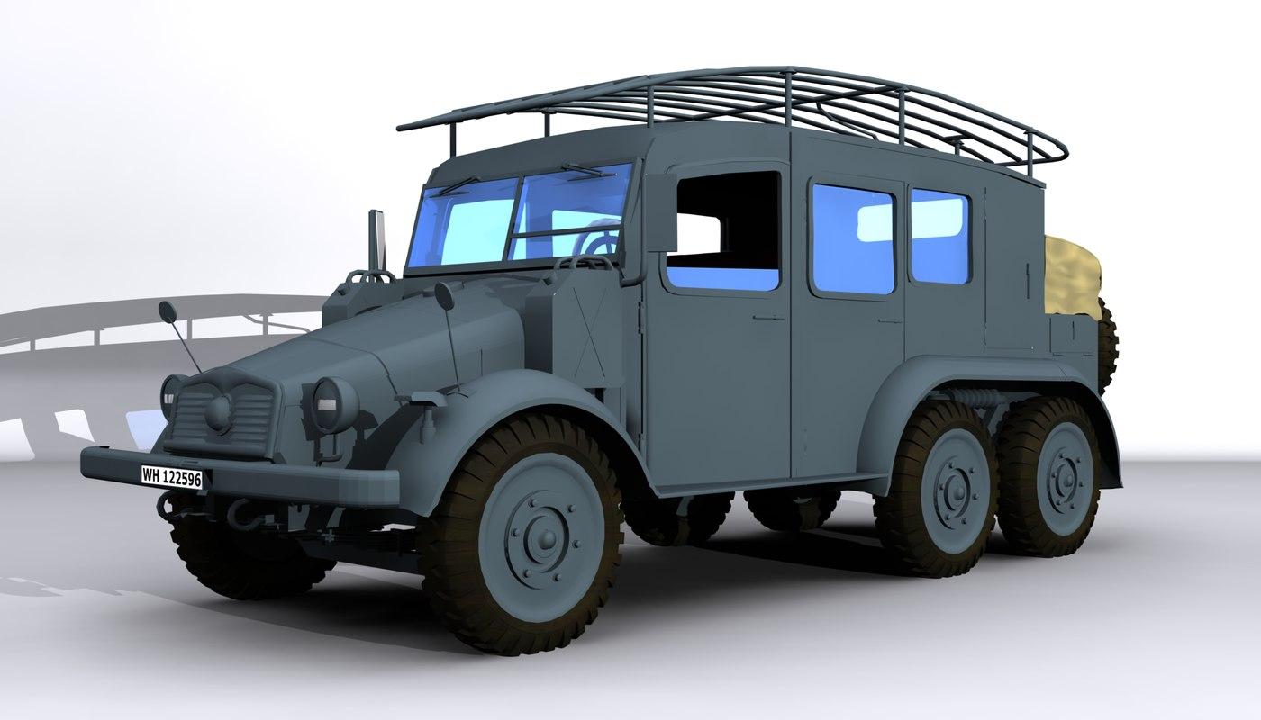 3ds krupp protze kfz19