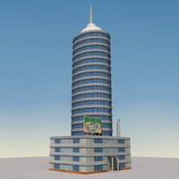3ds max building s