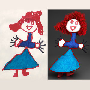 3ds max doll