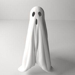 3ds max ghost