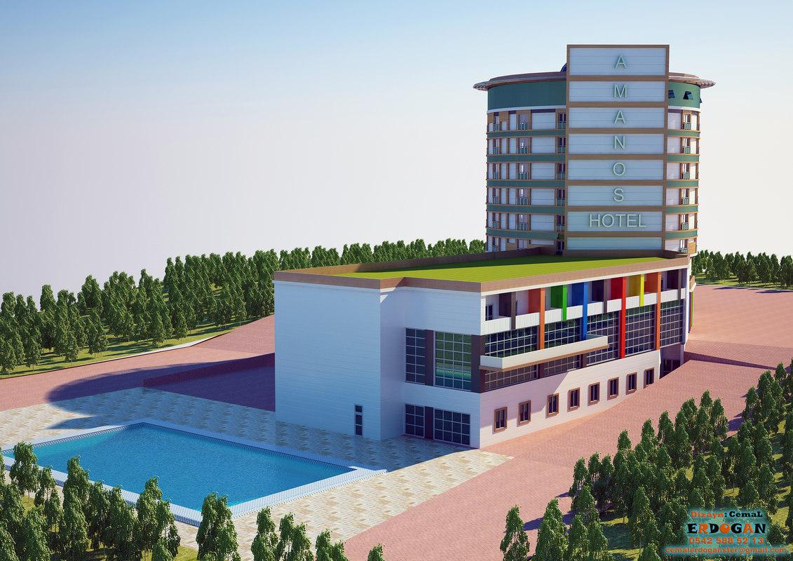 3d grand hotel
