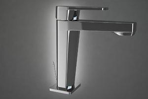 hand washing tap 3d model