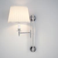 eichholtz lamp wall indigo 3d model