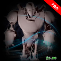 3d robots xl22 model