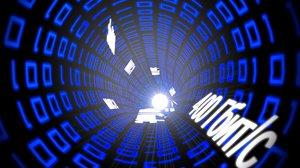 3d digital tunnel model