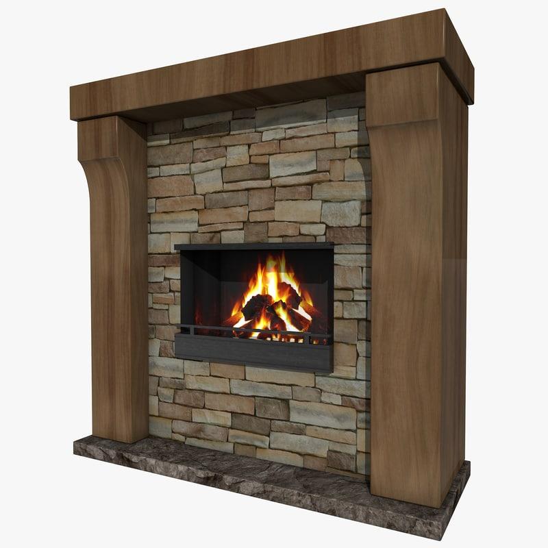 fireplace architecture furnace dxf