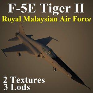 northrop rmf fighter 3d model