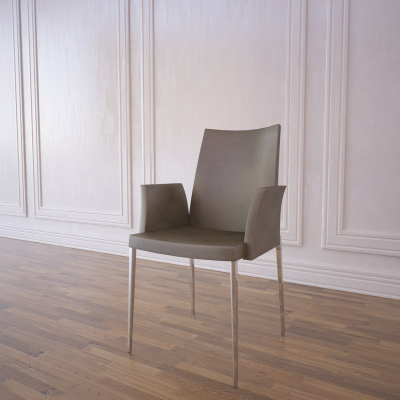 3d perla chair
