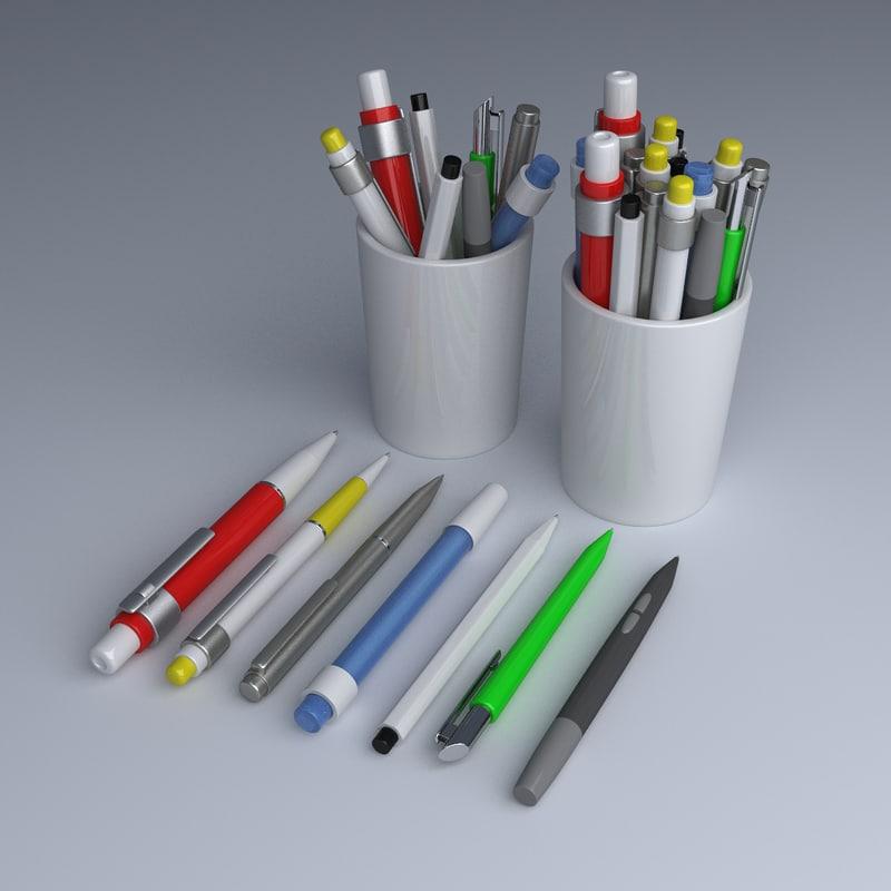 3d c4d pens