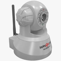 lightwave wireless ip surveillance camera