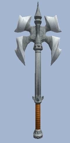 double battle axe 3ds free