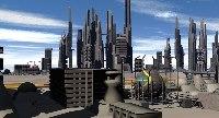cybercity city 3d model