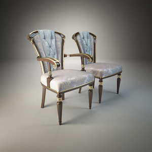 ceppi chair 3ds