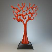 3d model tree sculpture