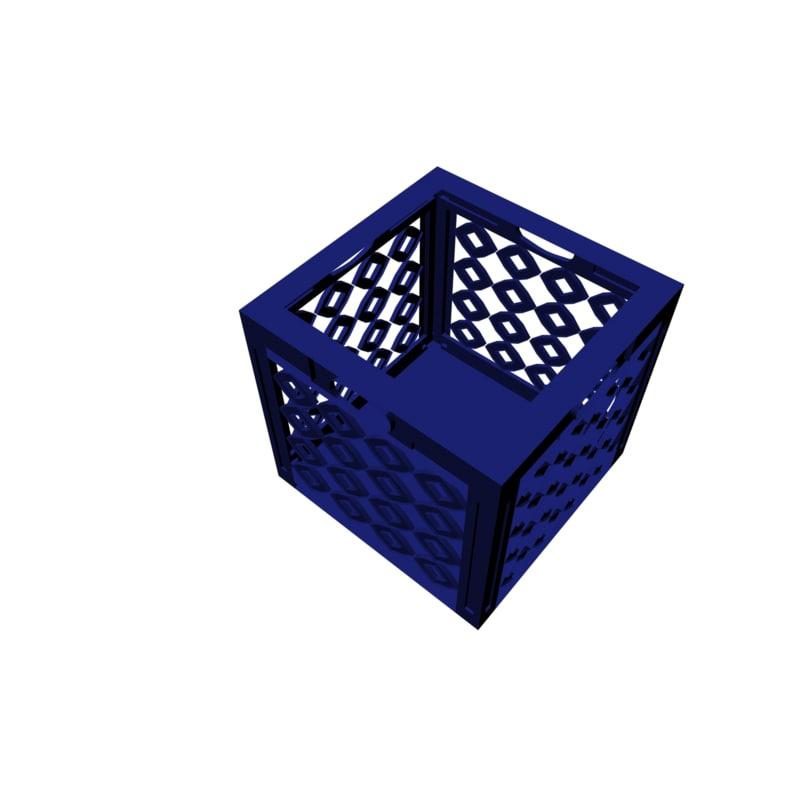 ma milk crate