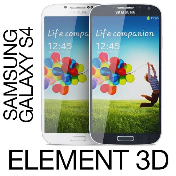 3d samsung galaxy s4 s