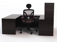 Computer Desk Workstation & Chair